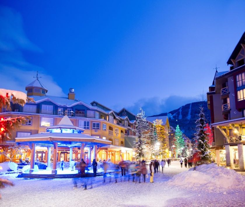 Whistler Winter Village