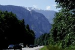 Sea to Sky Drive / The Great Wall located in Squamish, known to rock climbers around the world