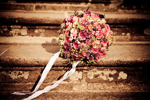 Bridal -bouquet-