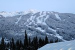 Blackcomb Mountain in the Winter