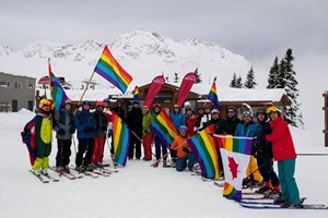 26th Annual Whistler Pride and Ski Festival this January!