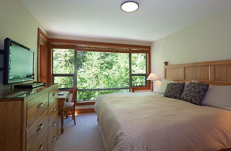 Whistler montebello ii luxury condo rentals d3 Entry to master bedroom