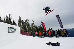 WSSF Comes to Whistler this April 10th - 15th, 2018